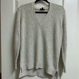 Topshop cream sweater size 2